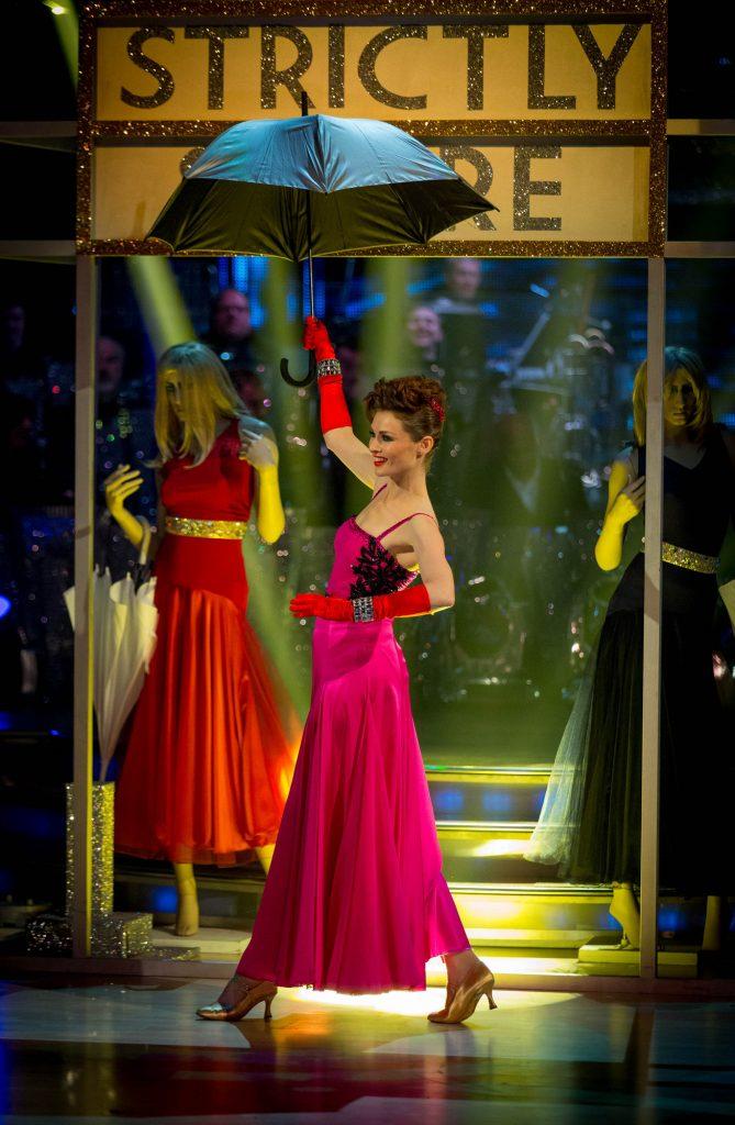 Sophie Ellis Bexter - (C) BBC - Photographer: Guy Levy