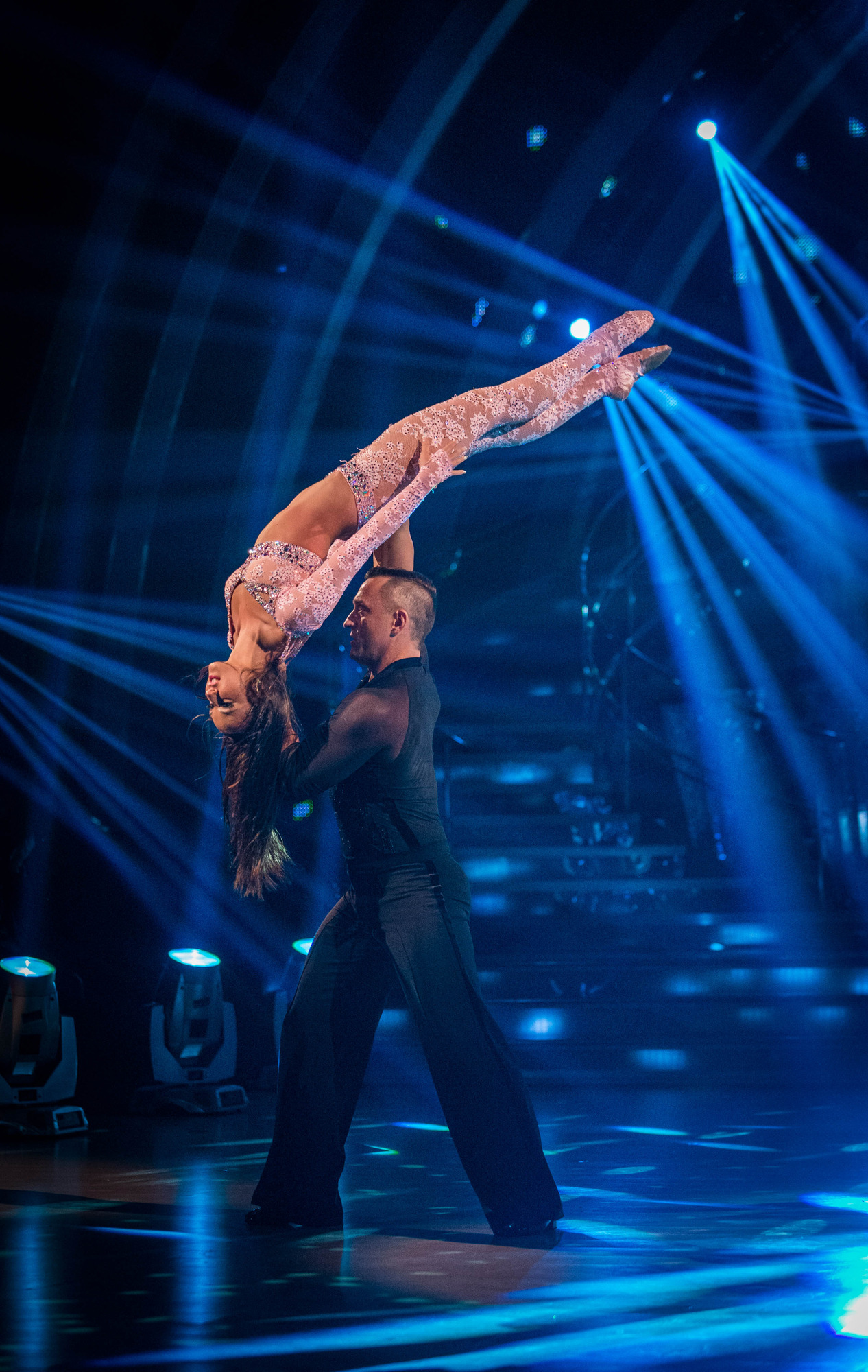 Micheline Marmol, Craig Smith - (C) BBC - Photographer: Guy Levy