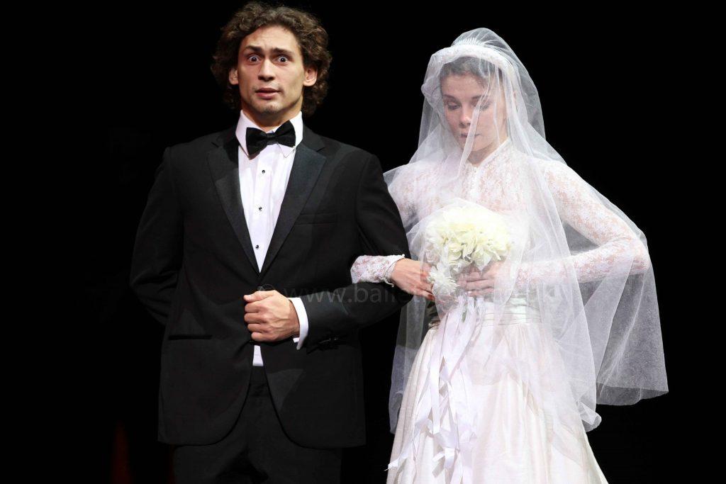 Natalia Osipova & Ivan Vasiliev in Arthur Pita