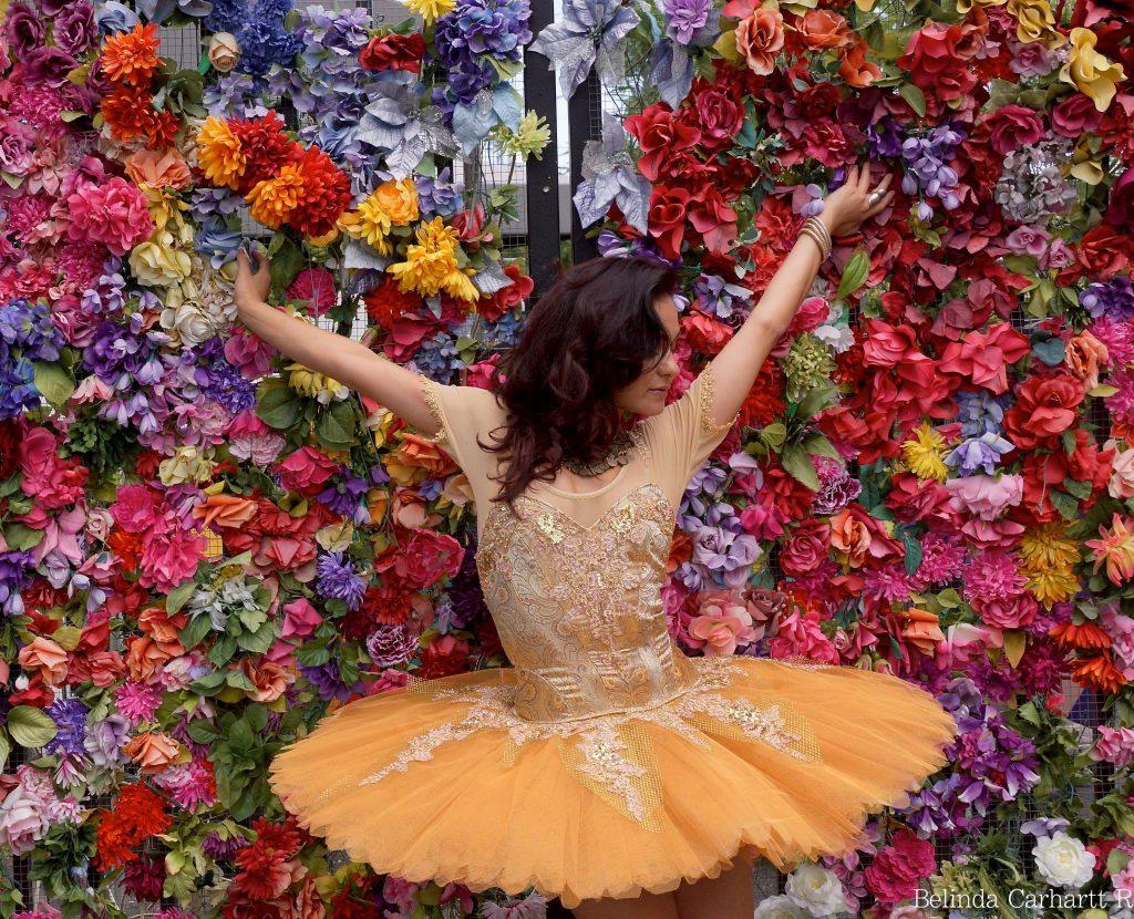 Adiarys Almeida Santana Photographed by Belinda Carhartt Rodriguez at Wynwood Walls, Florida