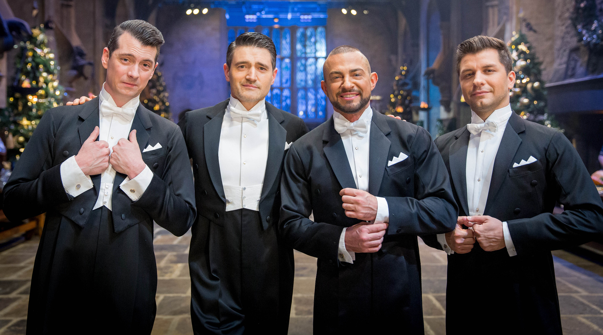 Strictly e Dancing Christmas Special 2015