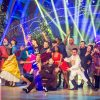 The cast of Strictly Come Dancing Christmas Special 2015  - (C) BBC - Photographer: Guy Levy