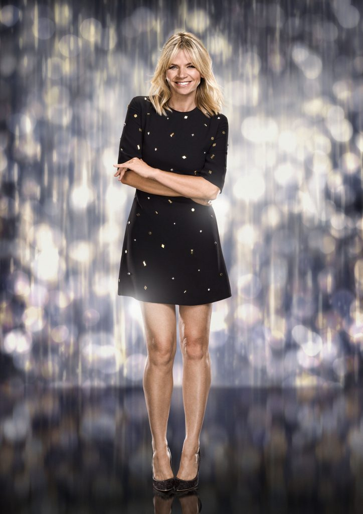 Strictly Come Dancing 2016 - IT TAKES TWO - ZOE BALL Zoe Ball - (C) BBC - Photographer: Jay Brooks