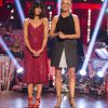 WARNING: Embargoed for publication until 20:00:00 on 04/12/2016 - Programme Name: Strictly Come Dancing 2016 - TX: 04/12/2016 - Episode: n/a (No. n/a) - Picture Shows: **RESULTS SHOW** STRICTLY EMBARGOED UNTIL 20:00 GMT ON 4TH  DECEMBER 2016 Claudia Winkleman, Tess Daly - (C) BBC - Photographer: Guy Levy