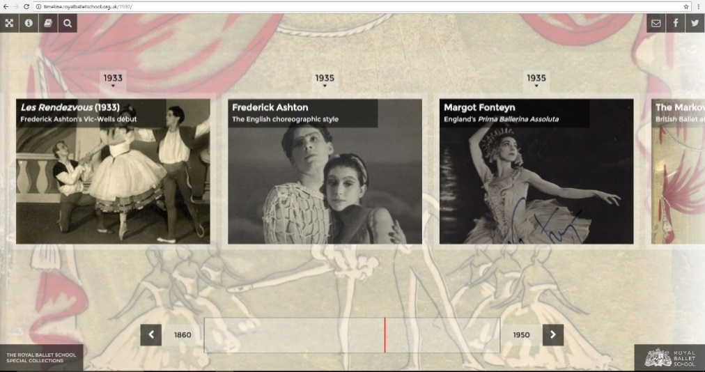 THE ROYAL BALLET SCHOOL PRESENTS ITS SPECIAL COLLECTIONS CURATED ONLINE