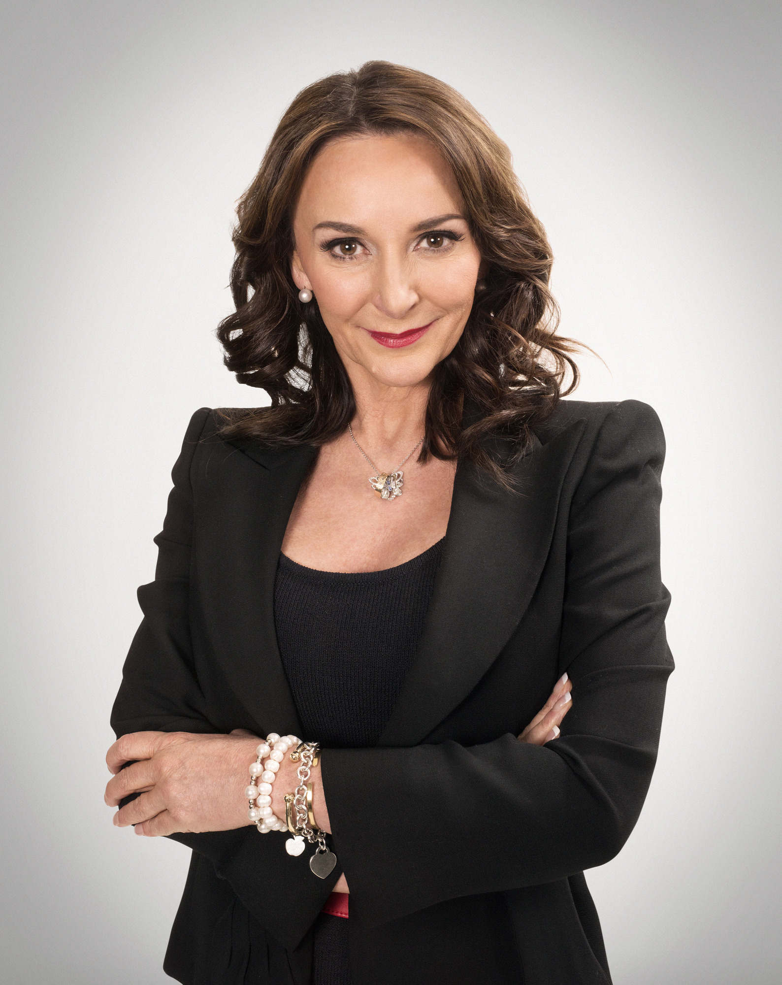 Shirley Ballas, the British-born Ballroom and Latin dancer and international coach, has been confirmed as the new judge on BBC One's Strictly Come Dancing.  Originally from Wallasey, Shirley is a former 'British Open to the World' Champion, European, German, United Kingdom, United States and International Latin American Champion.  She retired from competitive dancing in 1996. Shirley is now an acclaimed and respected international coach to many of the top professional and amateur dancers as well as a highly renowned sought-after adjudicator for Ballroom and Latin American competitions judging all around the world.  Shirley Ballas - (C) BBC - Photographer: Steve Schofield