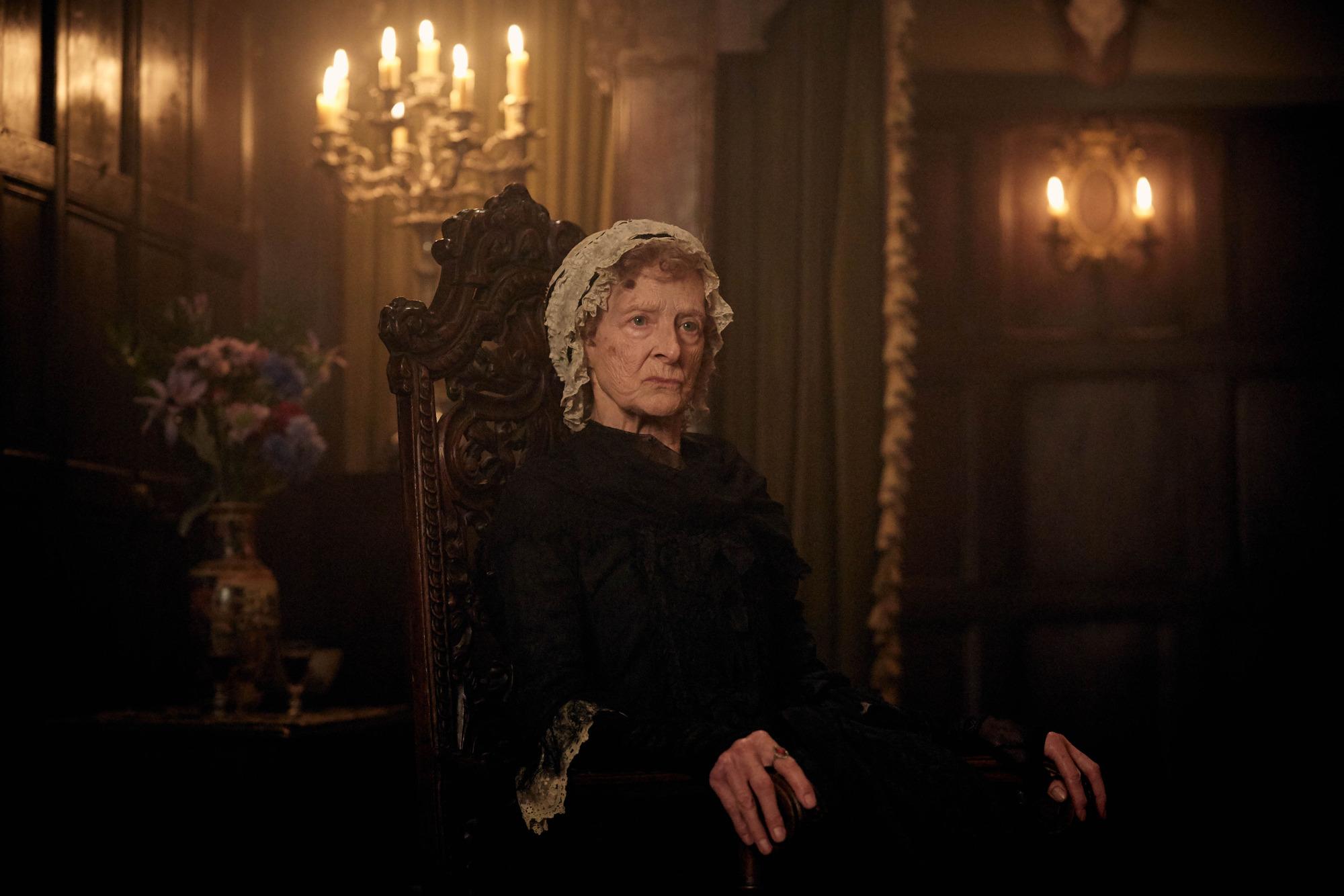 Aunt Agatha (CAROLINE BLAKISTON) - (C) Mammoth Screen - Photographer: Robert Viglasky