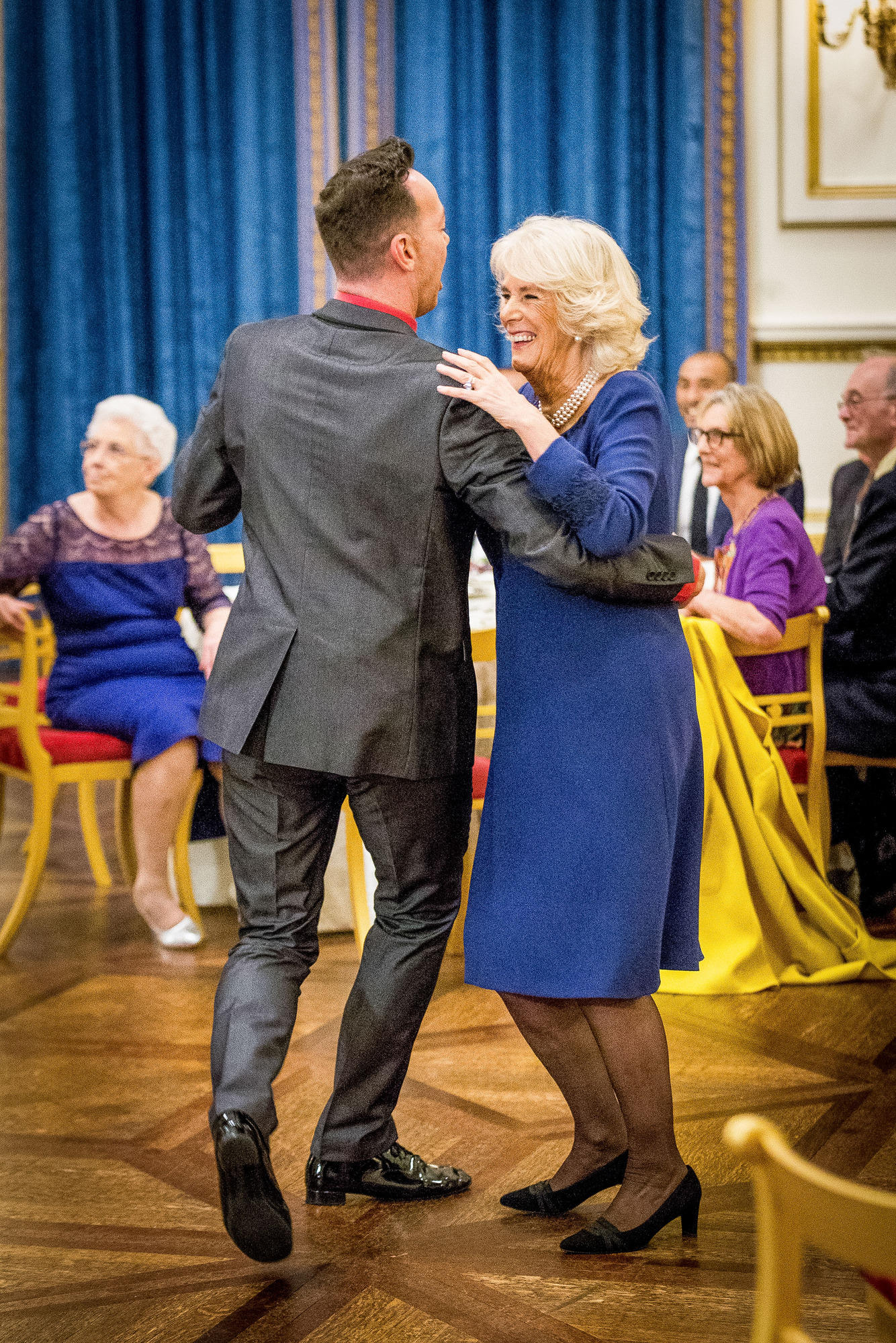 Strictly Christmas Special To Be Hosted At Buckingham Palace recommend