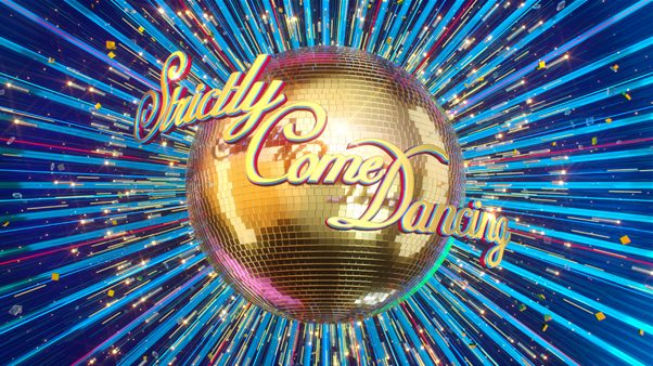 the Strictly Come Dancing 2020 logo